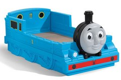 Step2 Thomas The Tank Engine Toddler Bed in Elgin, Illinois