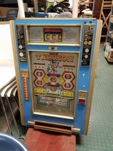 Rare Rotomat Trianon German Slot Machine 220v in Chicago, Illinois
