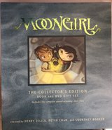 Moongirl: The Collector's Edition Book and DVD Gift Set Hardcover – September 12, 2006 in Tinley Park, Illinois