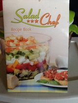New salad chef in Yucca Valley, California