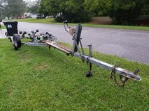 Boat Trailer in Cherry Point, North Carolina