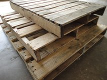 Needed 4 Pallets in Beaufort, South Carolina
