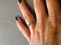 Women's size 7 engagement ring in Yucca Valley, California
