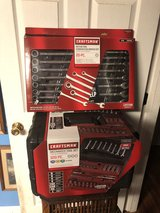 NEW 320 Piece Craftsman Mechanics Tool Set & 20 Piece Craftsman Ratcheting Combination Wrench Set in Fort Knox, Kentucky