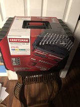 NEW 270 Piece Craftsman Mechanics Tool Set in Fort Knox, Kentucky