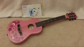 Pink First Act Guitar in 29 Palms, California