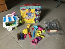 Play-doh set in Ramstein, Germany