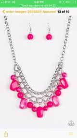 Hot Pink Necklace in Fort Polk, Louisiana