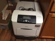 Ricoh Aficio SP C431DN Printer 28K Color in Spring, Texas