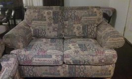 overstuffed couch and love seat **Reduced** in Fort Campbell, Kentucky