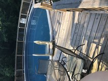 """24"""" Swimmimg Pool Above Ground w/ Deck in Fort Campbell, Kentucky"""