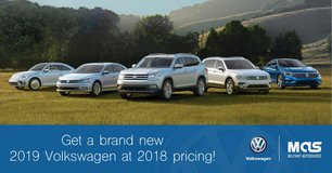 Would you like a new 2019 VW and pay the 2018 price? in Geilenkirchen, GE
