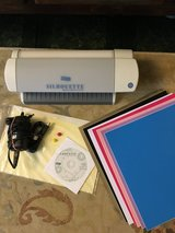 Silhouette Cameo vinyl cutting machine in Spring, Texas