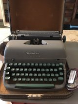 Antique Remington typewriter in Conroe, Texas