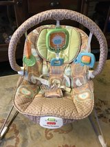 Fisher Price calming bouncy seat in Spring, Texas