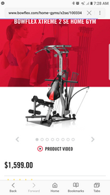 Bowflex Xtreme 2 SE Home Gym in Kingwood, Texas