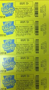 Raging Waves Tickets in Chicago, Illinois