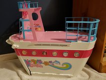 barbie boat in Fort Campbell, Kentucky