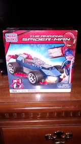 MEGA BLOX The Amazing Spiderman- Spiderman Speeder  Brand New in box in Oswego, Illinois