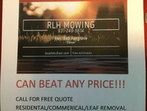 RLH Mowing in Fort Campbell, Kentucky