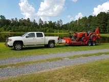 Tractor Works in Fort Polk, Louisiana