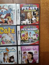 NINTENDO DS 3DS GAMES in Lockport, Illinois