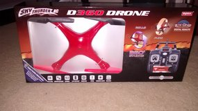 Brand New Syma Sky Thunder D360 RC Stunt Drone in Oswego, Illinois