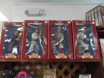 Collectable Baseball figures $25 for Babe ruth $20 for balance in Cherry Point, North Carolina