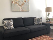 Kivik Couch Covers and Kivik Ottoman Covers. COVERS ONLY in Aurora, Illinois