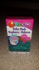 New in Box!  Orbeez Color Pack in 3 colors in Chicago, Illinois