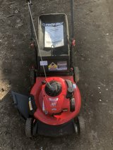 troybuilt gas mower in Lakenheath, UK