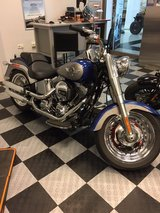 Last NEW 2017 Harley Davidson Fatboy, who wants it??? in Ansbach, Germany