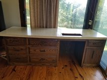 Sewing Cabinet - custom made  - Oak in Naperville, Illinois