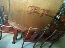 Beautiful Rosewood Dining Table in Fairfield, California