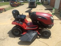 Craftsman riding mower in Fort Polk, Louisiana