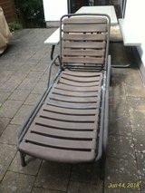 Outdoor Lounge Chair in Ramstein, Germany