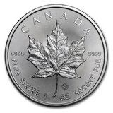 2014 Canada 1 oz Silver Maple Leaf BU in Leesville, Louisiana
