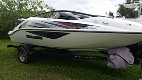 Sea-Doo Speedster 2009 In Awesome Condition- Twin Jet Engines- 430 HP in Kingwood, Texas