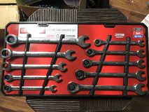 Craftsman 10 Piece Ratcheting Wrench Set in Fort Knox, Kentucky