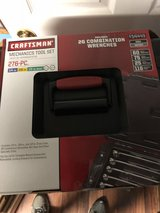 Craftsman 276 Mechanics Tool Set Includes 26 Combination Wrenches in Fort Knox, Kentucky