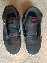 Vans Pro Skateboard Shoes Boys Youth 4 Grey No Laces in Yorkville, Illinois
