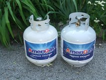 Propane Tanks For BBQ Grill RV Camper Heater Stove in Chicago, Illinois