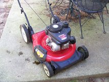 2 - WALK BEHIND LAWN MOWERS (EASY START!) in Hampton, Virginia