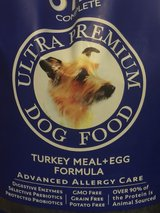 Brothers Ultra Premium dry dog food (Advanced Allergy) in Chicago, Illinois