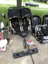 BOB Double Stroller in Chicago, Illinois