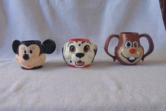 MINNIE 101 Dalmations NESTLE QUIK BUNNY Cups in 29 Palms, California