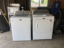 Brand New Maytag Bravos HE Washer & Dryer in Tinley Park, Illinois