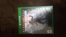 Rise of the Tomb Raider- Xbox One in Leesville, Louisiana