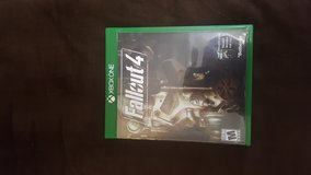 Fallout 4 w/ download of Fallout 3- Xbox One in Leesville, Louisiana
