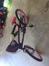 girls bike used 2 weeks in Fort Lewis, Washington